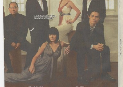 JULIE WONG IN THE STAR PROPERTY