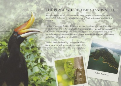 Belum Rainforest  Resort - The Place - Pg 1