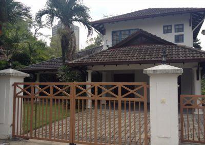 Bukit Damansara - 2 sty house
