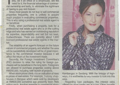JULIE WONG INVEST IN SHOP HOUSE ARTICLE