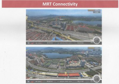 MRT Connectivity