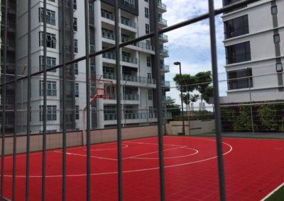 Nova Saujana - Basket ball Area