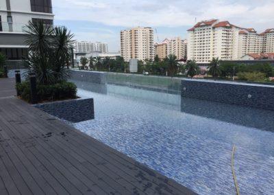 Nova Saujana - Pool Area