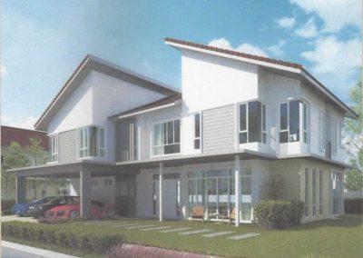 Villa Heights Type B - Bungalow B