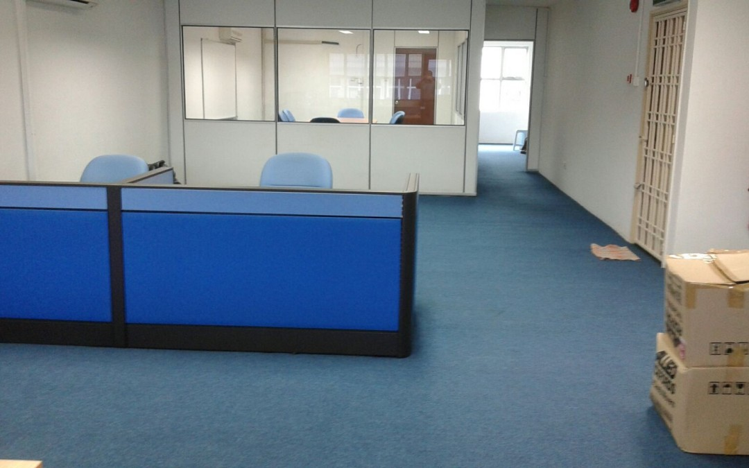 KUCHAI BUSINESS CENTRE | SHOP OFFICE